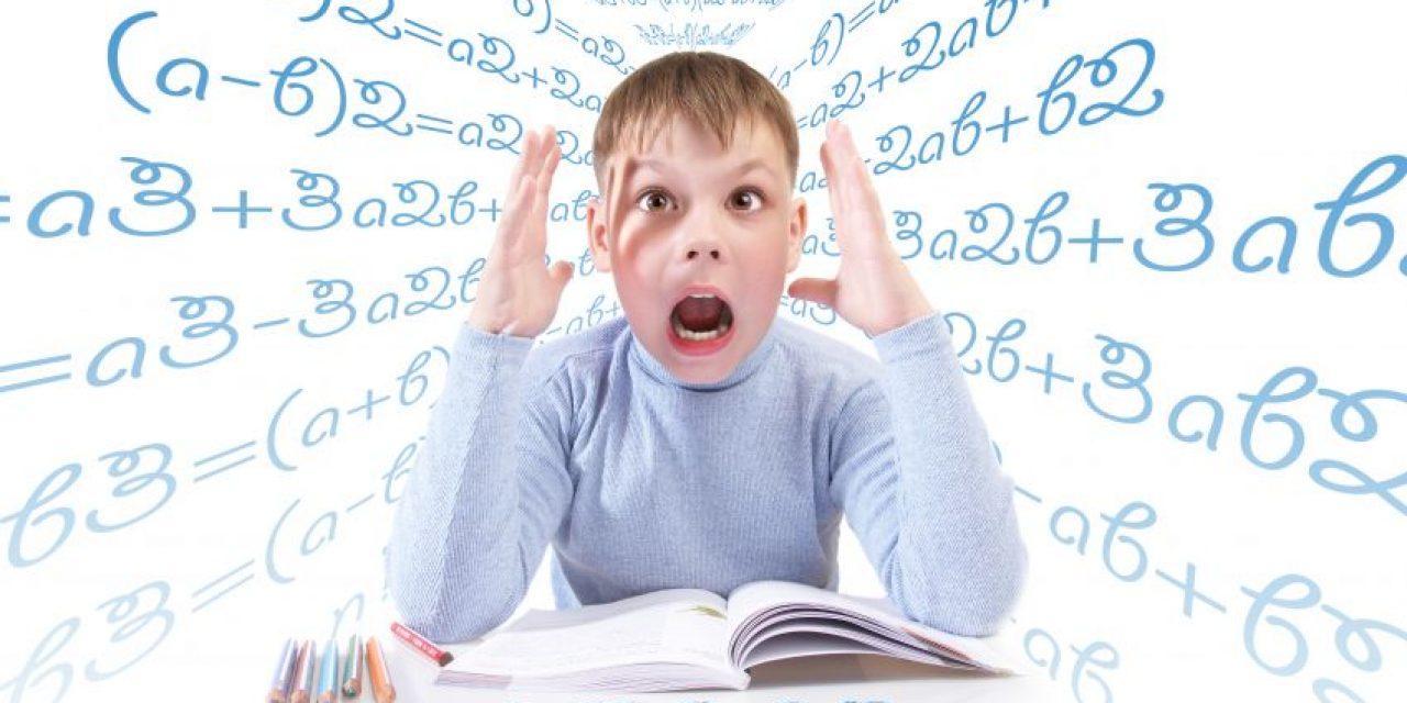 A tanulási  zavar felismerése