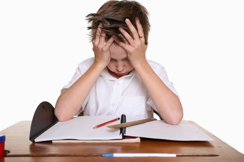 Tanulási zavar, olvasási nehézség